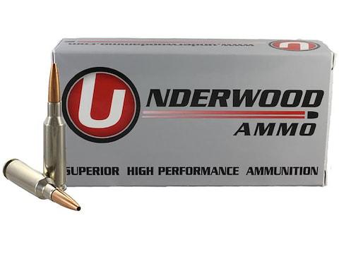 Underwood Ammunition 224 Valkyrie 72 Grain Lehigh Controlled Chaos Lead-Free Box of 20