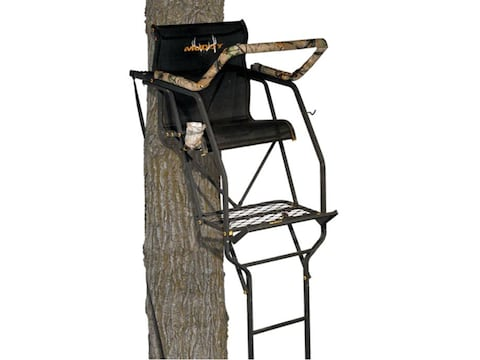 Muddy Stronghold 1.5 Man 21' Ladder Treestand