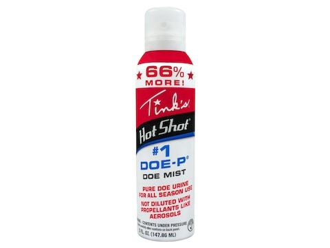 Tink's Hot Shot #1 Doe-P Non-Estrous Mist Aerosol
