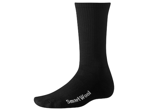 Smartwool Men's Hike Liner Crew Socks Merino Wool/Nylon