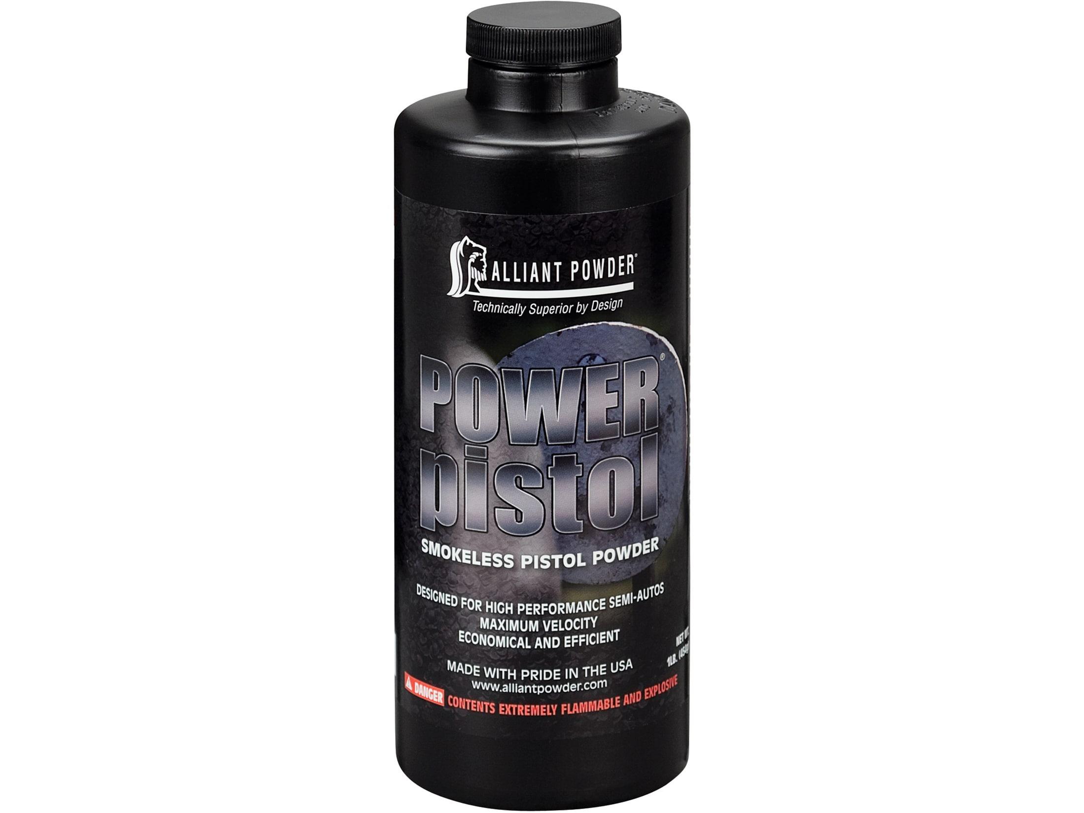 Alliant Power Pistol Smokeless Gun Powder 1 lb