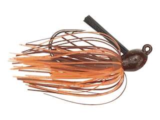 Strike King Bitsy Flip Jig Cajun Crawfish 3/8 oz