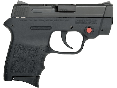 "Smith & Wesson Bodyguard 380 Crimson Trace Pistol 2.75"" Barrel 6-Round"