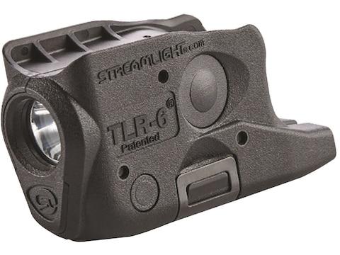 Streamlight TLR-6 1911 Weapon Light LED Polymer Black