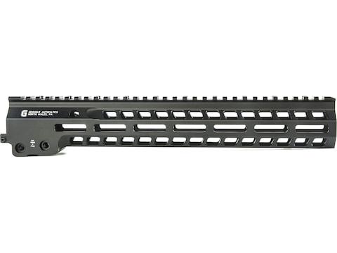 Geissele Super Modular Rail MK14 M-LOK Free Float Handguard AR-15 Aluminum