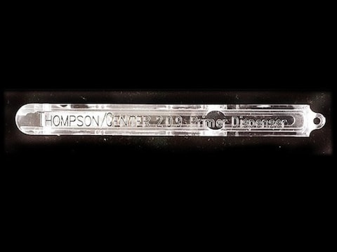 Thompson Center U-View In-Line Capper for #209 Primers (Not for Encore 209 x 50) Clear ...