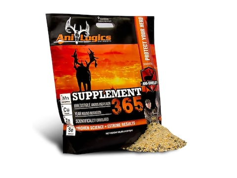 Anilogics Supplement Gold Deer Supplement in 20 lb Bags