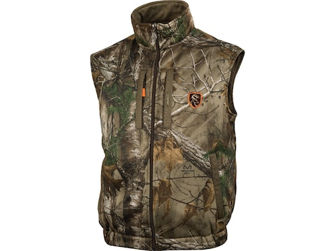 Drake Non-Typical Men's Heavyweight Silencer Scent Control Vest Polyester
