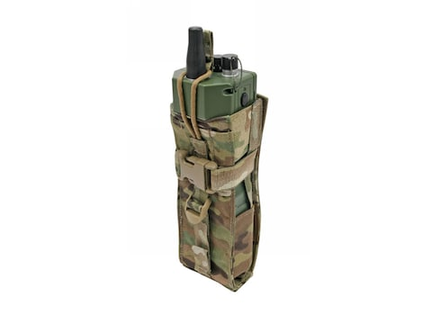 Tactical Tailor Fight Light MOLLE Lightweight PRC-152 Radio Pouch Nylon
