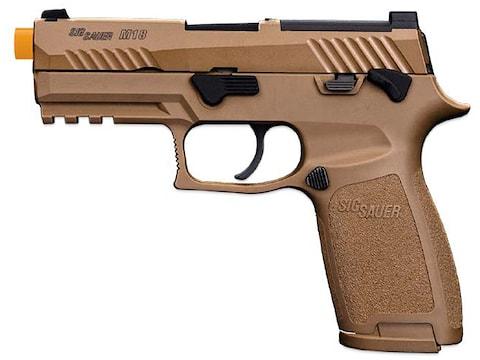 Sig Sauer Proforce P320 M18 Green Gas Airsoft Pistol