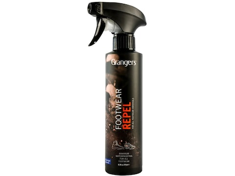 Grangers Footwear Repel Waterproofing Spray 275ml Bottle