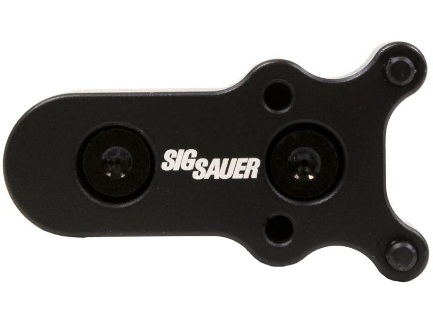 Sig Sauer ROMEO1 Reflex Sight Mount Kit Keymod Matte