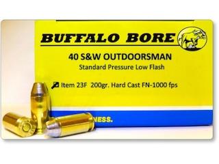 Buffalo Bore Ammo | Handgun Ammo -MidwayUSA