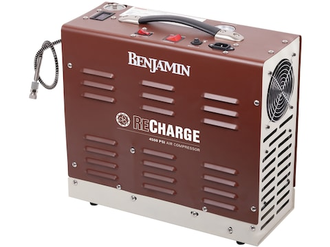 Benjamin High Pressure Air Compressor PCP Charging System
