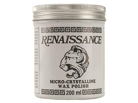 Renaissance Wax Rust Preventative and Gun Stock Polish