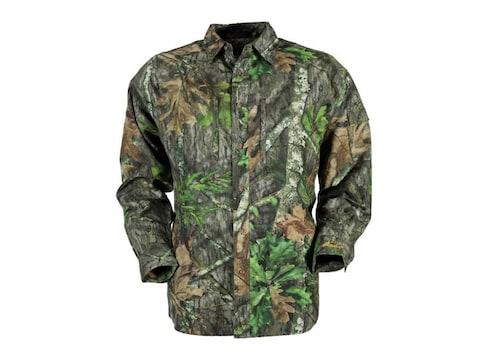 Gamehide Men's Elimitick Ultra-Lite Long Sleeve Shirt Synthetic Blend