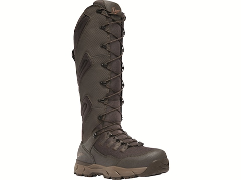 "Danner Vital 17"" Snake Boots Leather/Nylon Brown Men's"