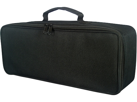 Competition Electronics Padded Carrying Case Black