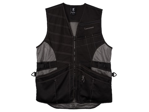 Browning Men's Ace Shooting Vest Polyester
