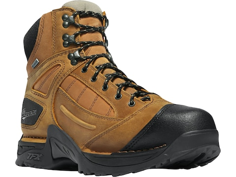"Danner Instigator 6"" GORE-TEX Hiking Boots Leather/Nylon Brown Men's"