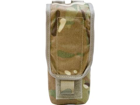 Military Surplus British Double Magazine Pouch Grade 2 MTP Camo