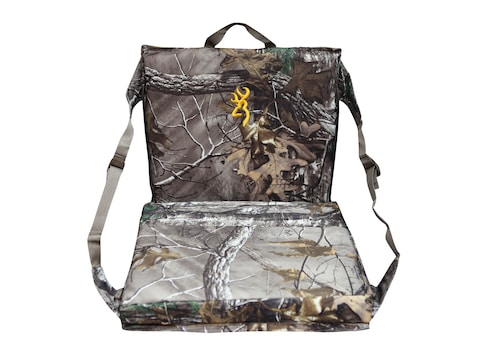 Browning Tracker XT Padded Ground Seat Camo