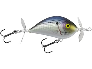 Bagley Pro Sunny B Twin Spin 07 Topwater Realistic Shad
