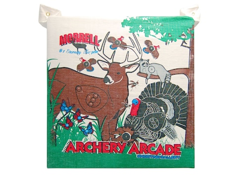Morrell Youth Arcade Shooting Gallery Bag Archery Target