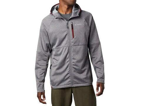 Columbia Men's Outdoor Elements Full Zip Hoodie Polyester