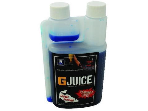 T-H Marine G-Juice Livewell Treatment