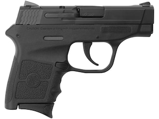 "Smith & Wesson M&P Bodyguard Pistol 380 ACP 2.75"" Barrel 6-Round Steel, Polymer Black"