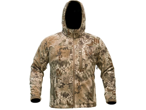 Kryptek Men's Vellus Insulated Fleece Jacket Polyester