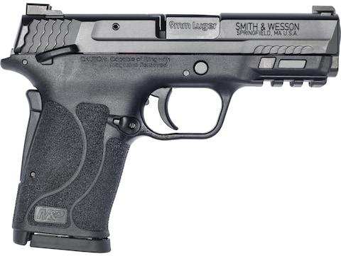 "Smith & Wesson M&P9 M2.0 Shield EZ 9mm Luger Semi-Automatic Pistol 3.675"" Barrel 8+1-Round"