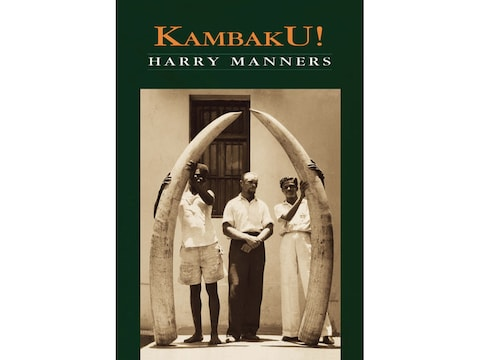 Kambaku! by Harry Manners