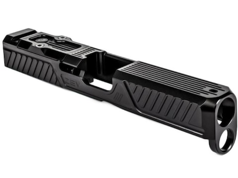 ZEV Technologies Citadel Slide with Trijicon RMR Cut Glock 19 Gen 5 Stainless Steel