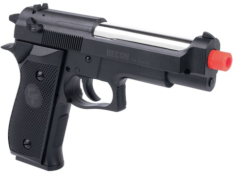 Game Face Recon Spring Powered Airsoft Pistol