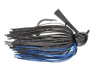 Strike King Premier Pro-Model Jig Black Blue Accent 3/4 oz