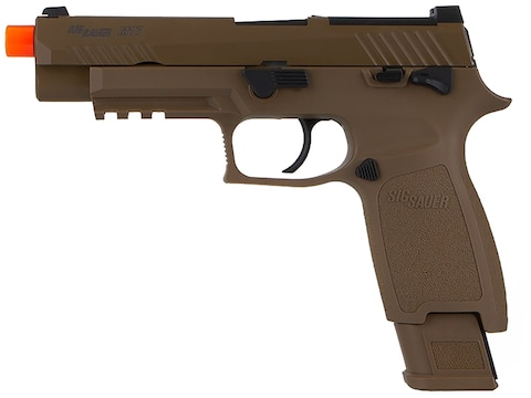 Sig Sauer Proforce M17 Green Gas Airsoft Pistol