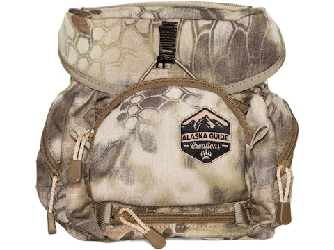 Alaska Guide Creations Alaska Classic MAX Binocular Case with Hook and Bungee System