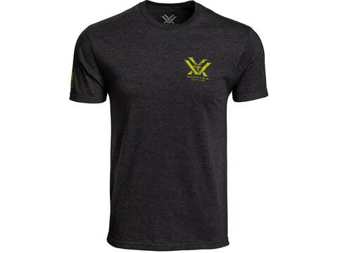 Vortex Optics Men's Toxic Spine Chiller Short Sleeve T-Shirt Poly/Cotton/Rayon