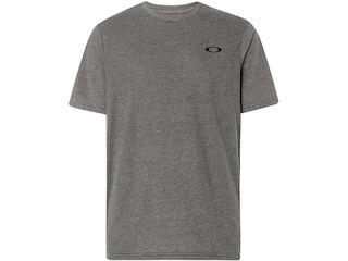 Oakley Men's SI Oakley Flag Short Sleeve Shirt Athletic Heather Gray Medium
