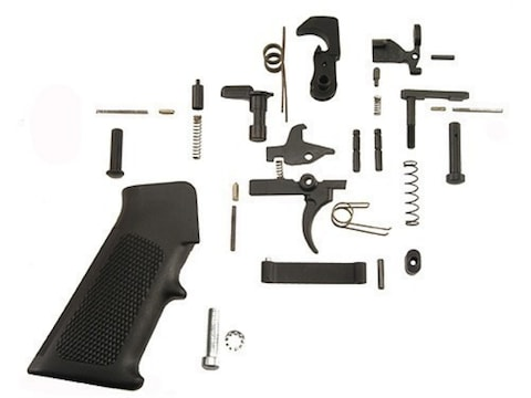 DPMS AR-15 Complete Lower Receiver Parts Kit
