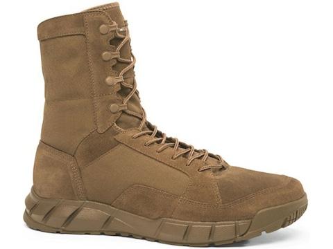 """Oakley Light Assault 2 8"""" Tactical Boots Men's"""
