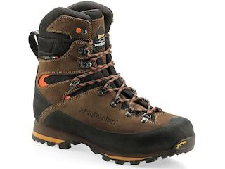 Zamberlan 1104 Storm Pro GTX RR Hunting Boots Leather Dark Brown Men's 9 D