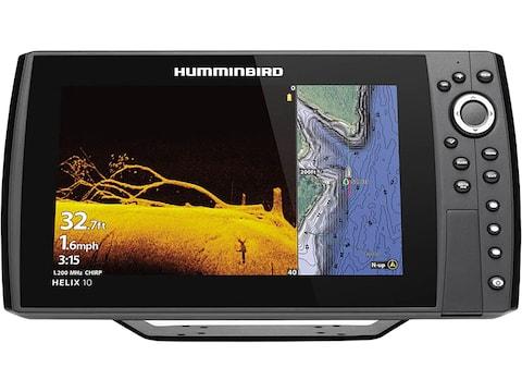 Humminbird HELIX CHIRP MEGA DI+ GPS G4N Fish Finder