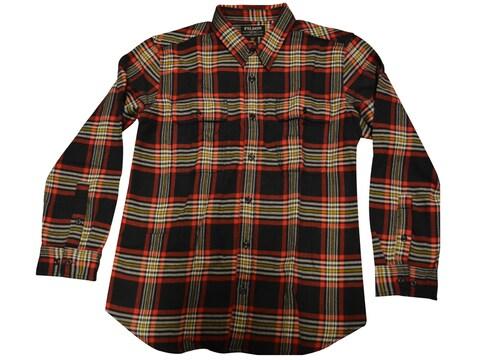 Filson Men's Vintage Flannel Work Long Sleeve Shirt Cotton