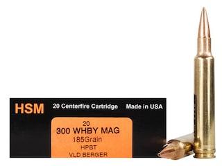 HSM | Rifle Ammo | Handgun Ammo -MidwayUSA