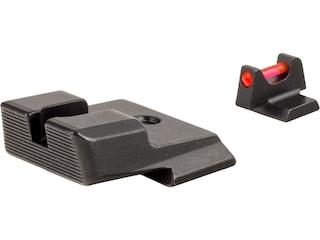 Trijicon Fiber Sight Set Smith & Wesson Shield Fiber Optic Red, Green