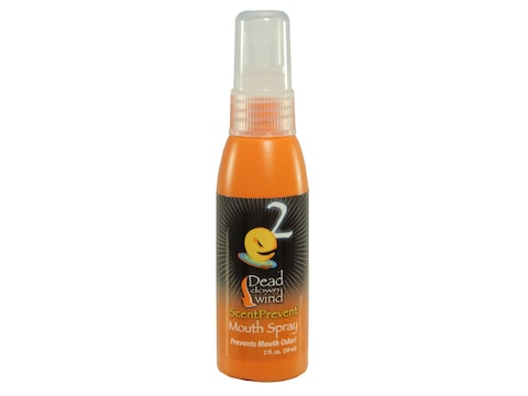 Dead Down Wind Scent Elimination Breath Spray 2 oz