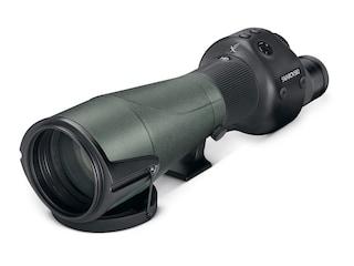 Swarovski STR 80 HD Spotting Scope Straight Body 20-60x 80mm with MRAD Reticle Green